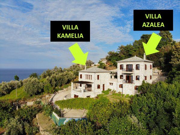 Villa Azalea + Villa Kamelia